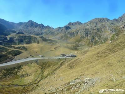 Andorra -- País de los Pirineos;agencia de viajes aventura bosque de noruega madrid parque natural b